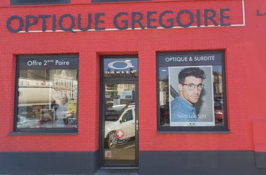 Magasin d'optique Optique Grégoire à Fruges