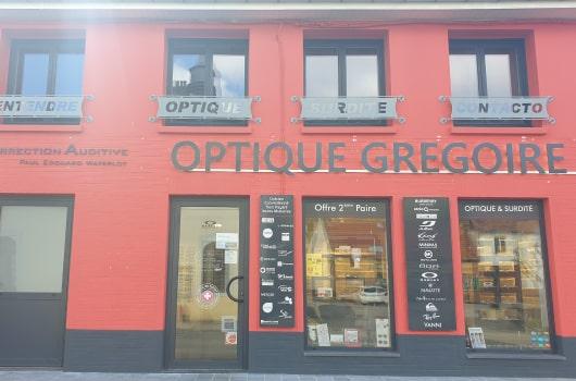 Magasin d'optique Optique Grégoire à Hucqueliers