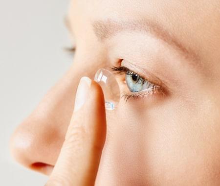 Vente lentilles de contact à Fruges et Hucqueliers